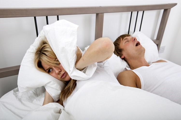 How To Live With A Snoring Partner